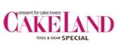CakeLand logo