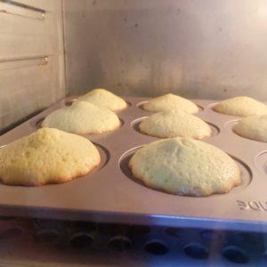 烘烤5分鐘,掉頭烘烤5分鐘