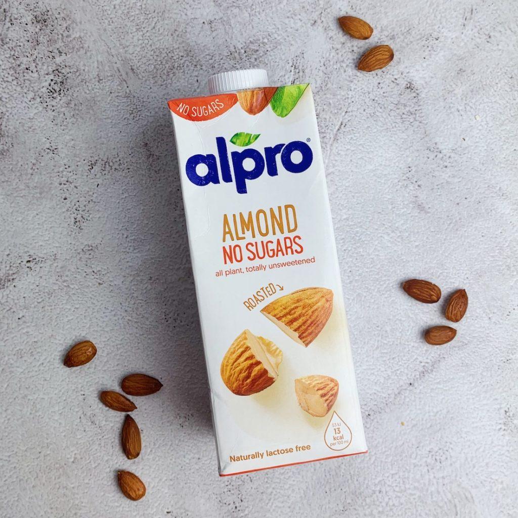 Alpro 無糖杏仁奶