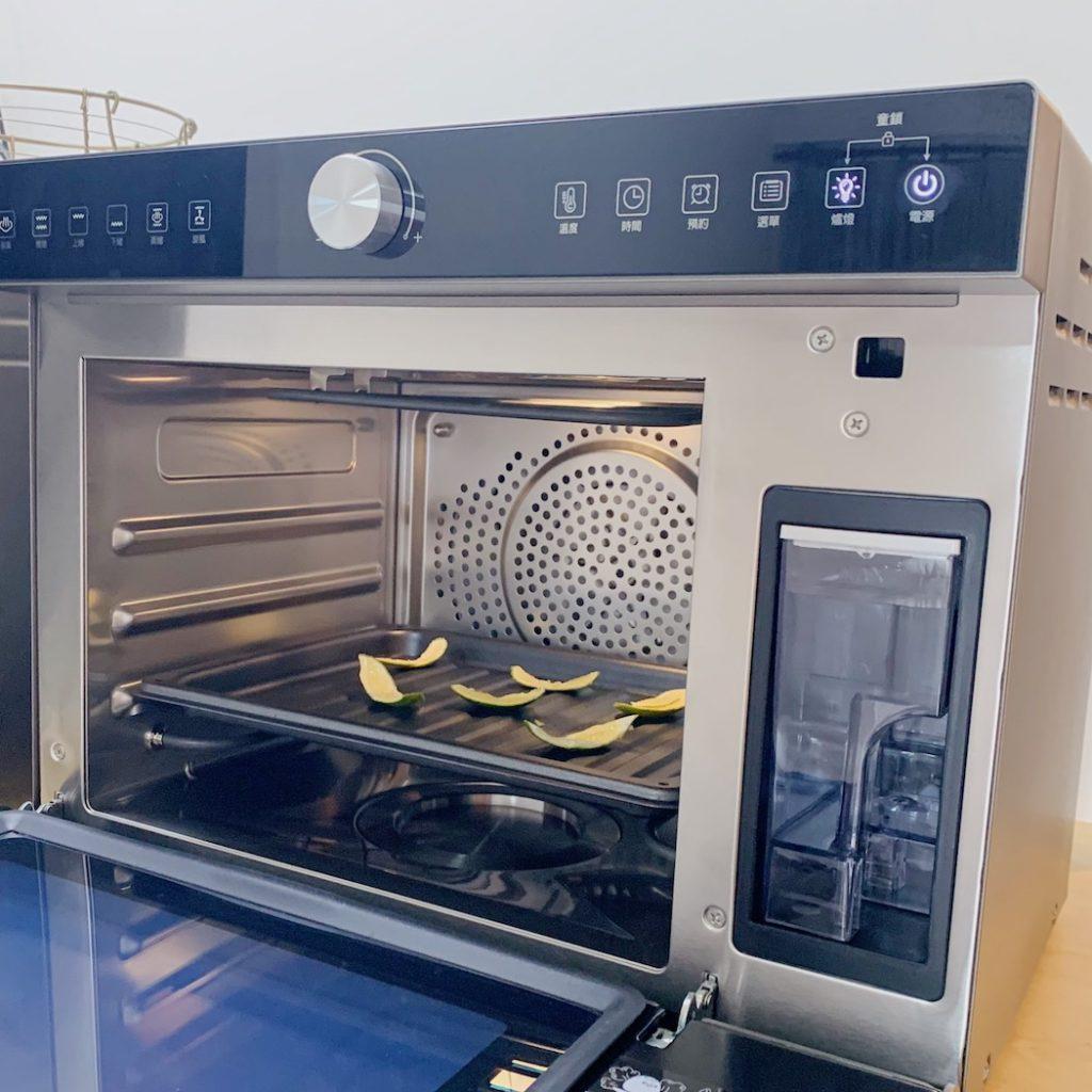 烤箱首次使用2