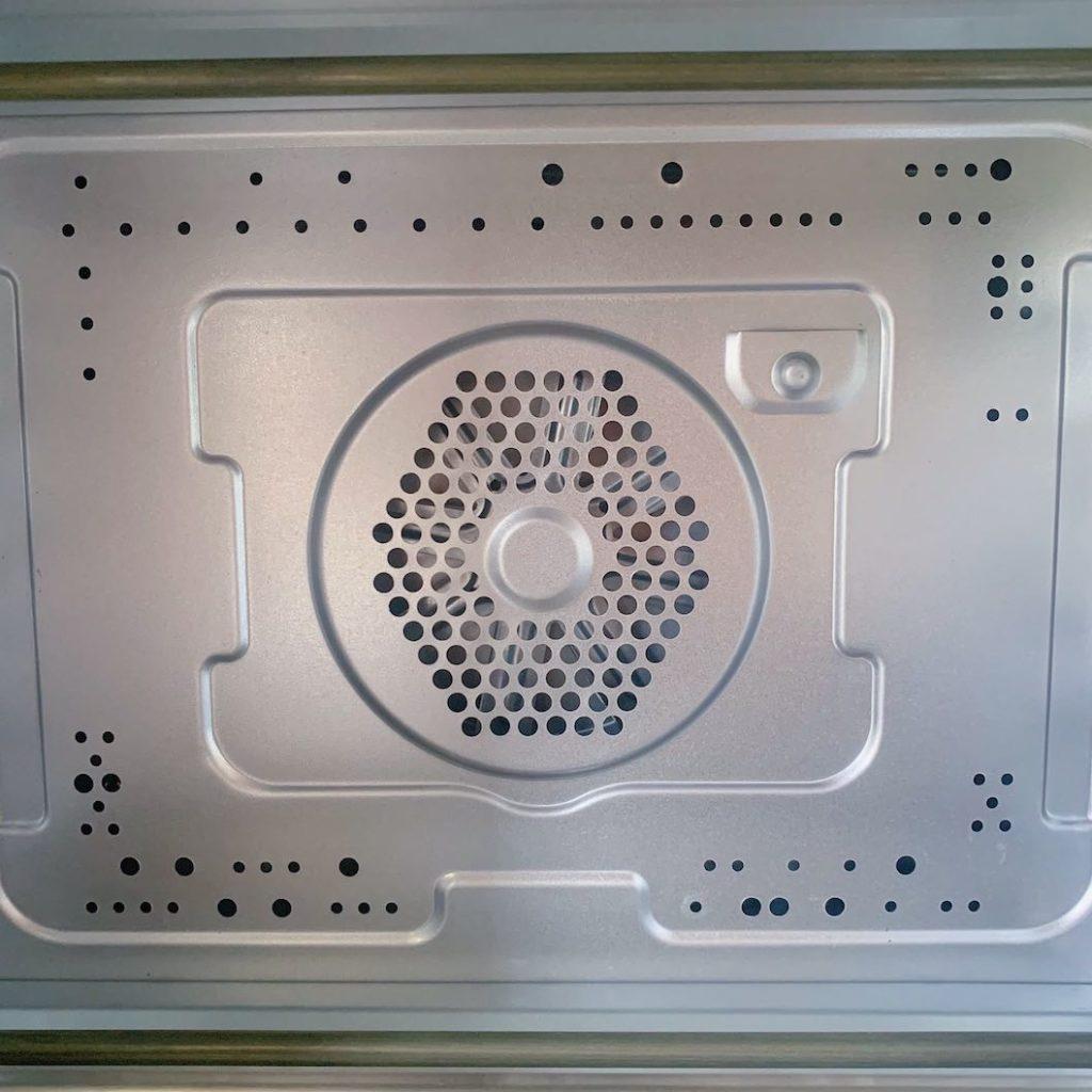 ikiiki蒸氣烤箱風扇