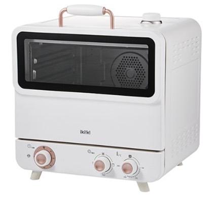 伊崎蒸氣烤箱示意圖